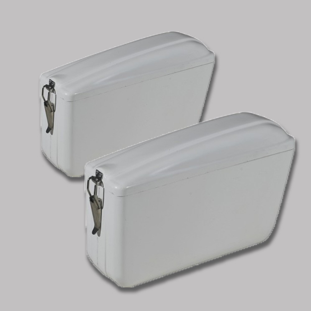 Motorcycle Side Suitcases